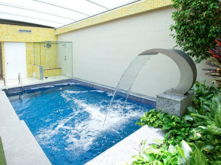 Habitacion Con Piscina Privada En Madrid Zouk Hotel